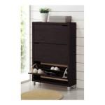 Baxton+Studio+Simms+Modern+Shoe+Cabinet